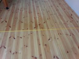 無垢 フローリング ワックス 無垢パイン材の床に手作り蜜蝋ワックスを塗りました:お米も買えるパン屋